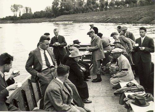 Regulace Moravy a povodeň