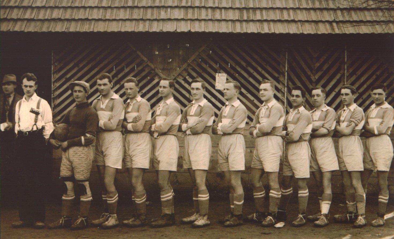 90 let od založení fotbalového klubu ve Veselí nad Moravou