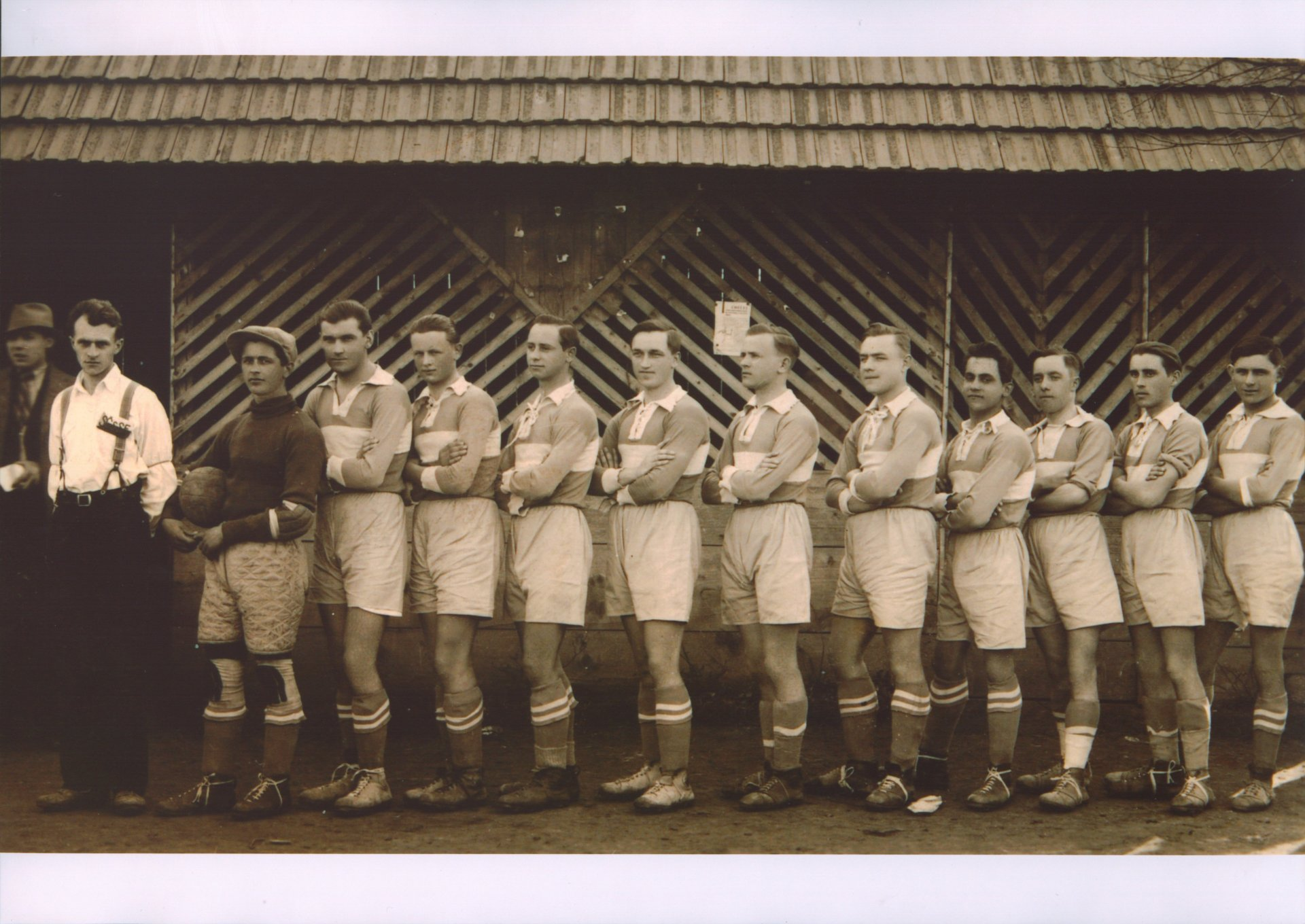 Historie fotbalu ve Veselí nad Moravou 1