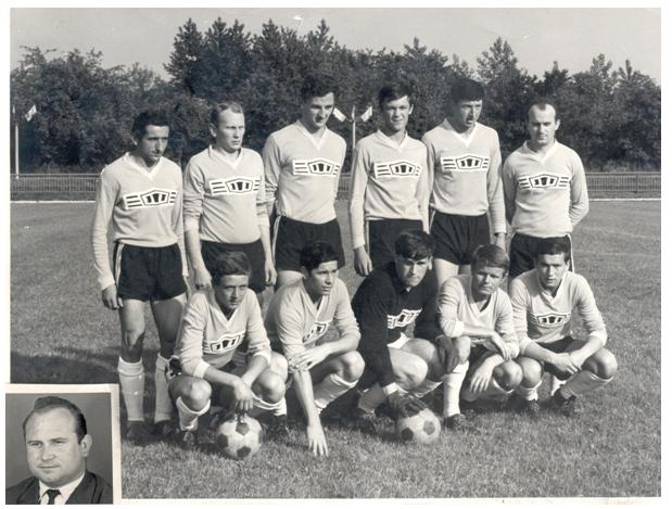 Historie fotbalu ve Veselí nad Moravou 3