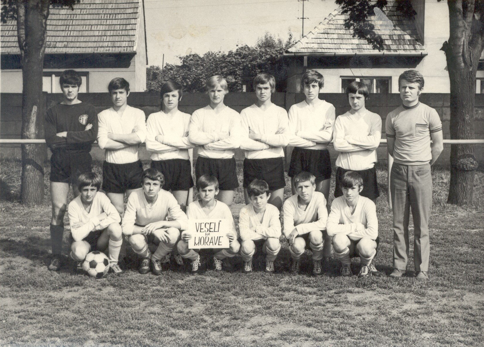 Historie fotbalu ve Veselí nad Moravou 4