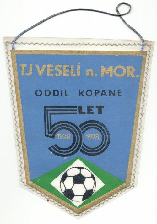 Historie fotbalu ve Veselí nad Moravou 5